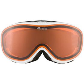 Alpina Challenge S 2.0 DH Goggles white-flamingo